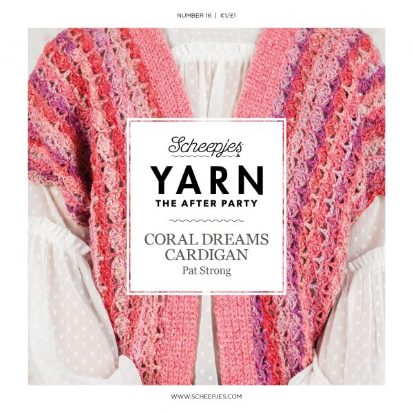 After Party 16 – Coral Dreams Cardigan