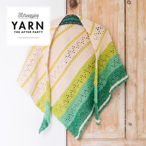 After Party 23 – Forest Valley Shawl