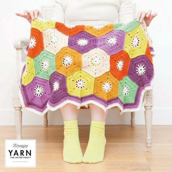 After Party 14 – Hexagon Blanket
