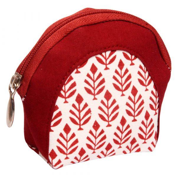 Knitpro Stitch marker case (red)