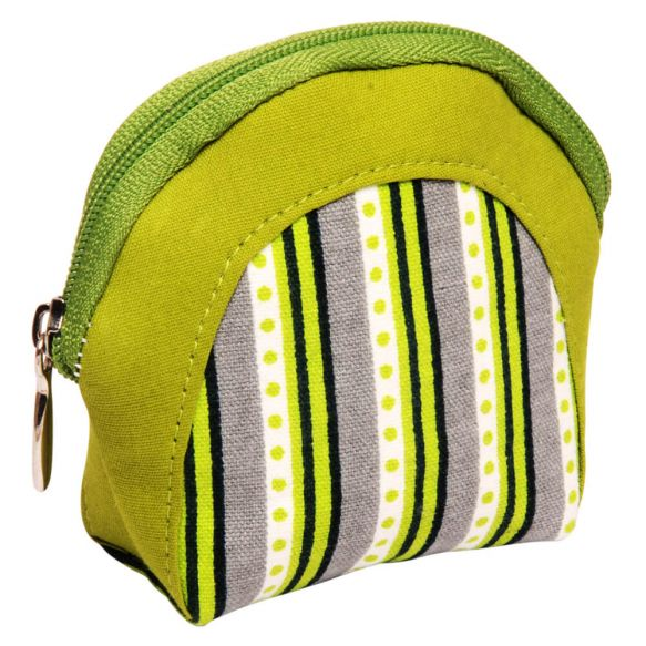 Knitpro Stitch marker case (green)