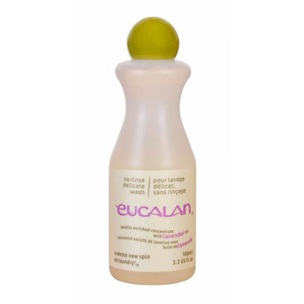 Eucalan No-rinse wool wash 100ml (Lavender)