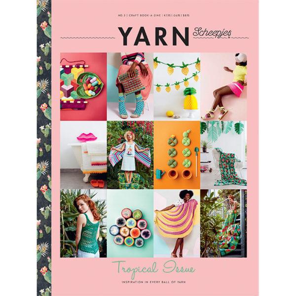 Scheepjes YARN book-a-zine 3 (Tropical)