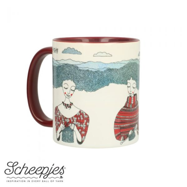 Scheepjes Collectable Mug 2018