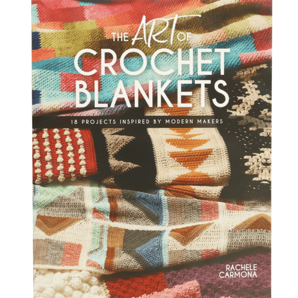 The Art of Crochet Blankets (UK)