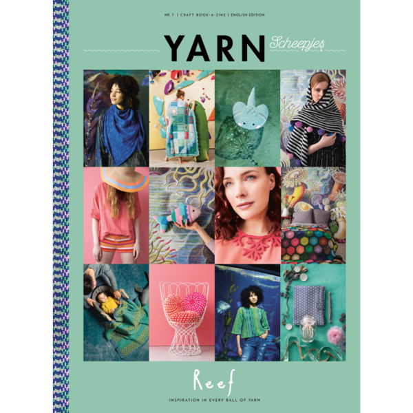Scheepjes YARN book-a-zine 7 (Reef)