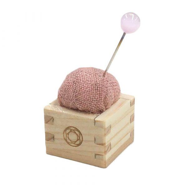 Cohana Mini Masu Pincushion (pink)