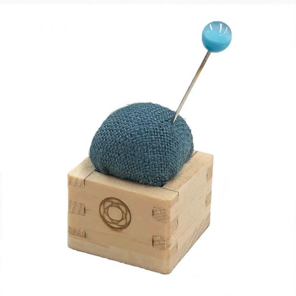Cohana Mini Masu Pincushion (green)