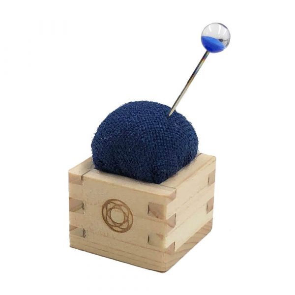 Cohana Mini Masu Pincushion (blue)