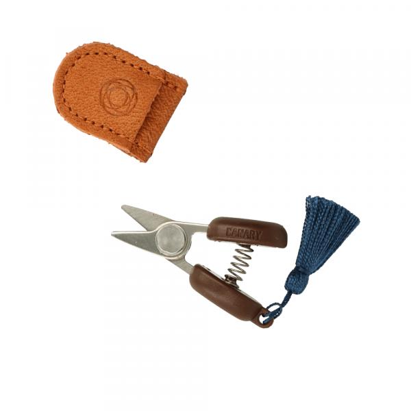 Cohana Seki mini scissors (Blue)