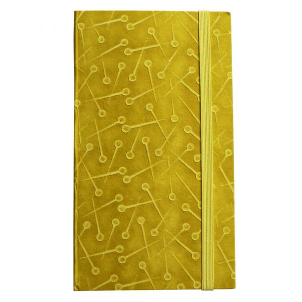 Cohana Ukigami Notebook (yellow)
