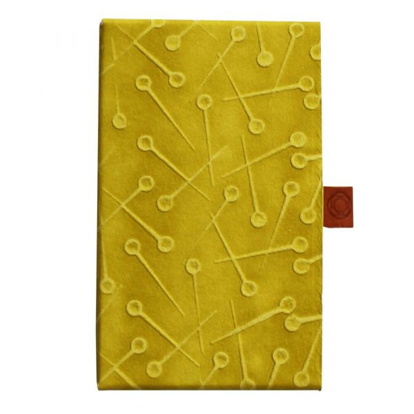 Cohana Ukigami Pencil box (yellow)
