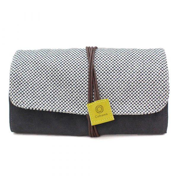 Cohana Mikawa Momen Tool Case (grey, yellow)