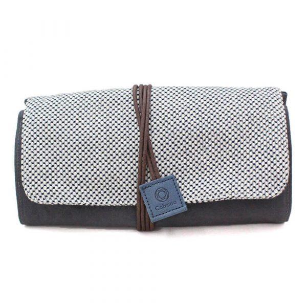 Cohana Mikawa Momen Tool Case (grey, blue)