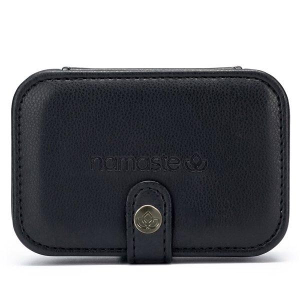 Namaste buddy case (black, small)