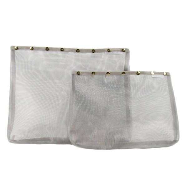 Namaste Oh, Snap! Mesh bags (set of XL/XXL, silver)