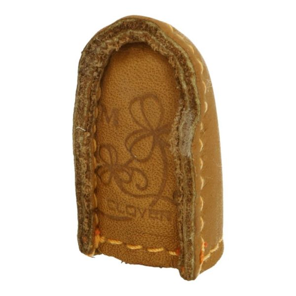 Clover Leather Thimble (medium)