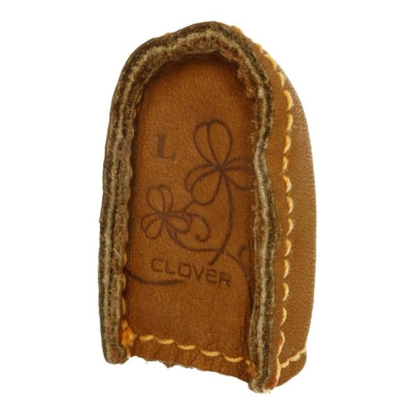 Clover Leather Thimble (large)
