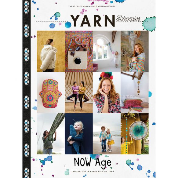 Scheepjes YARN book-a-zine 9 (NOW Age)