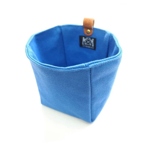 Cohana paraffin-coated insert bag (Blue)