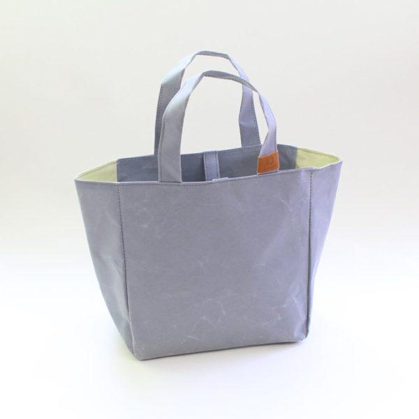 Cohana Washi project bag large (Blue/Yellow)