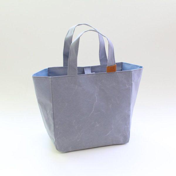 Cohana Washi project bag large (Blue)