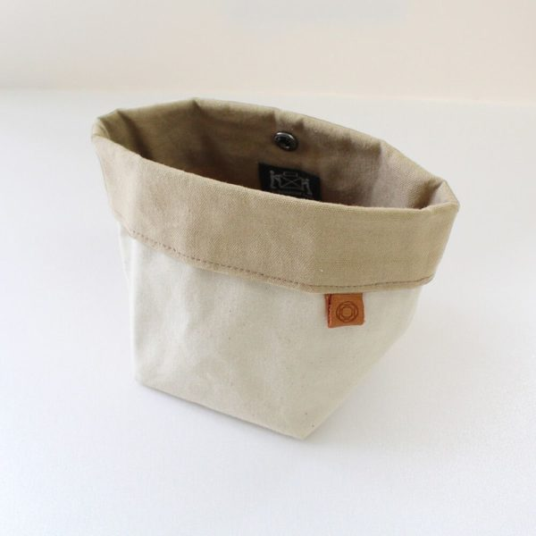 Cohana accessory pouch (natural)