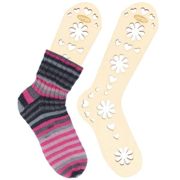 Opry Wooden Sock Blocker (Size M)